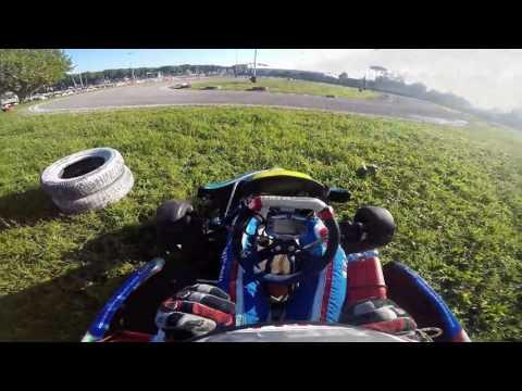 GoPro Hero4 -  Drift Karting & CRASH