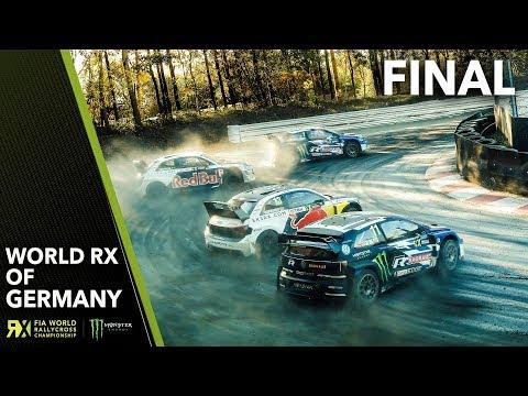 World RX Final | 2018 World Rallycross Of Germany