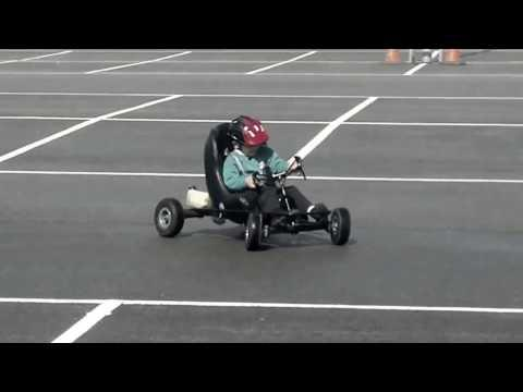 Mini Go Kart Drift / Go Karting 4 Year Old ! In Doncaster