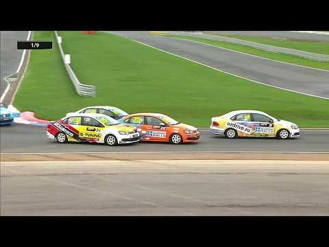 RCRS 2 Stage 2018. Junior 1600. Race 2 | СМП РСКГ 2018. 2-й этап. Юниор. Гонка 2