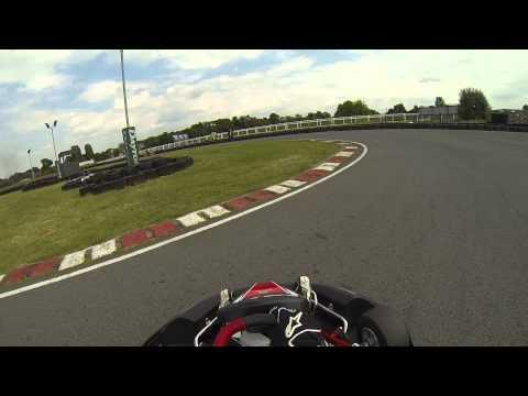 DMAX Karting Drift Fail