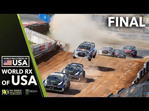 World RX Final | 2018 World Rallycross Of USA