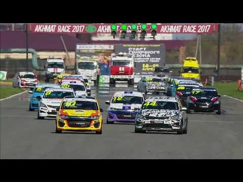 RCRS 1 Stage 2018. National 1600. Race 2 | СМП РСКГ 2018. 1-й этап. Национальный. Гонка 2