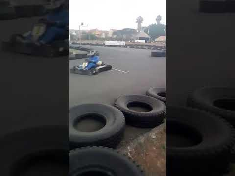 Drifting Like A Boss In Gp Karting Part 1