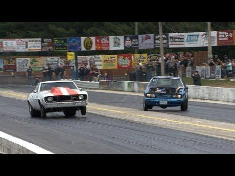 BIG TIRE STREET & True Street - No Prep Drag Racing