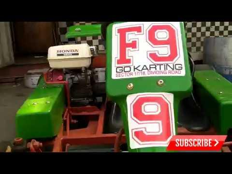F9 Go Karting Visit & Review