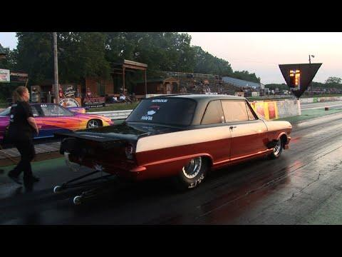 Friday Night Drag Racing - Ozark Raceway Park