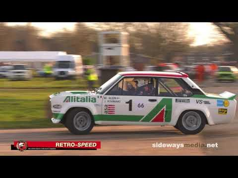 RACE RETRO SHOW HIGHLIGHTS 2018