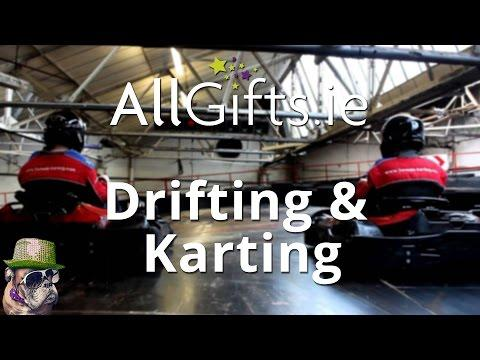 Drifting & Karting | AllGifts.ie