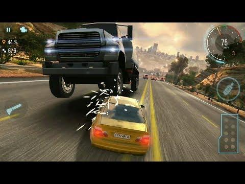 ГОНКИ НА МАШИНАХ | СБОРНИК CRASH STUNTS #61 | GT RACING 2 DRIFT MAX CarX Highway Racing ANDROID