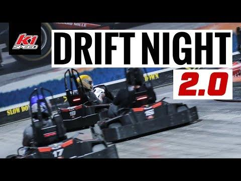 Drift Night 2.0 | K1 Speed